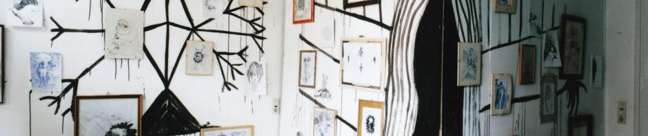 Zeichnungen Florian Baumgartner